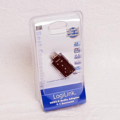 Soundkarte USB Marke extern mini Stick